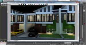kursus 3ds max v-ray rendering